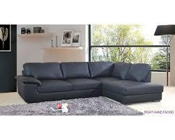 Black Leather Corner Sofa Collingwood Black Leather Corner Sofa 500 Living Room