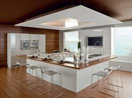 plafond cuisine design faux plafond cuisine ilot jpg 640 477 cuisines de rêve