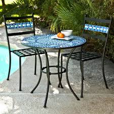 Tile Bistro Table Tiles Mosaic Tile Bistro Table And Chairs Mosaic Tile Top Bistro