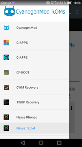 cwm apk cyanogenmod roms apk for android