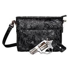 Cowhide Leather Purses Gun Tote U0027n Mamas Concealed Carry Purse Leather Tooled
