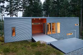 corrugated metal design with eclectic kitchen industrial and