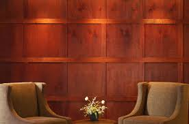 large wood paneling for walls home designing