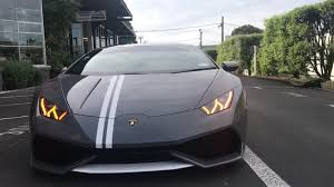 american police lamborghini lamborghini huracan at the centre of dispute nz herald video