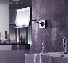 Super Modern Bathrooms - 36w 111cm super long modern aluminum alloy black u0026 white led wall
