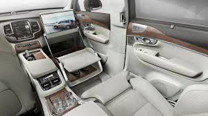 2015 volvo big rig volvo axes the passenger seat to boost backseat legroom wired