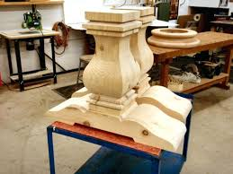 Kitchen Table Pedestals Pedestal Table Bases Cast Iron Dining Tablesround Pedestal Dining