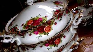 royal albert country roses new bone chinasam