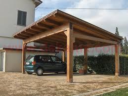 tettoia auto legno immagini tettoie in legno