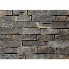 Decorative Cinder Blocks Home Depot Panels Faux Stone Stone Veneer The Home Depot