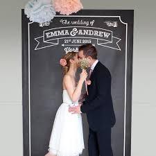 wedding backdrop chalkboard personalised wedding chalkboard backdrop modo creative