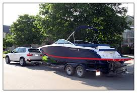 towing with bmw x5 x5 35d towing bowrider pics
