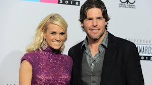 carrie underwood admits to applying makeup on her husband lady