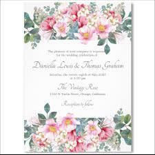 garden wedding invitations fragrant garden wedding invitation budget invitations