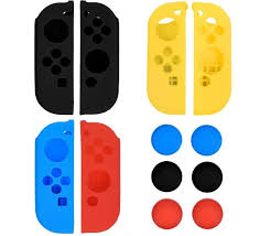 every color nintendo switch joy con controller plus some