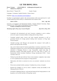 Business Meeting Invitation Email by Le Hong Hoa Cv
