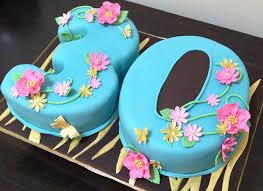 Cake Decorating Classes Dundee 30th Birthday Number Cake Cake Number Cakes Pinterest