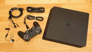 Ps 4 Ps4 Slim 500 Gb Gold Original Garansi Resmi Sony Pes 2018 sony playstation 4 slim review this slimmed ps4 is for bargain