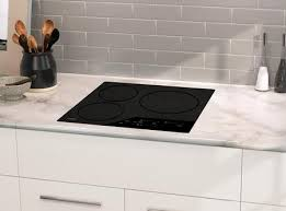 Wolf Drop In Cooktop Wolf Ci243cb 24 Inch 3 Element Yes Cooktop In Black Appliances