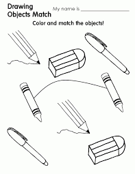 objects coloring page classroom objects english teacher