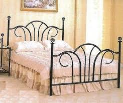 luxurius black metal bedroom furniture ultimate interior decor