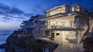 home of the day living on the edge in laguna beach la times