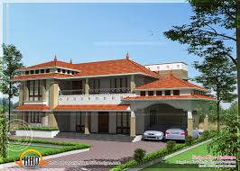 floor plan and elevation of 2350 square feet house kerala home
