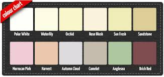 our new standard masonry coating color chart colors pinterest