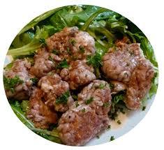 cuisiner la cervelle d agneau recettes tripes abats cuisine des gones cuisine lyonnaise