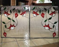 Kitchen Cabinet Inserts Cabinetglass Com All Your Kitchen Cabinet Stained Glass Door
