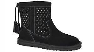 womens ugg leona boots amazon com ugg womens kaelou toddler kid big kid shoes