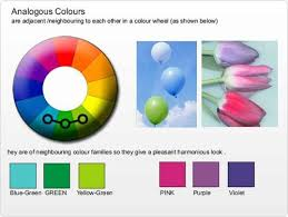 53 best color analogous images on pinterest color schemes