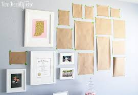 wall gallery ideas home office gallery wall decorating ideas two twenty one