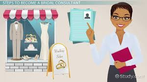 bridal consultants become a bridal consultant education and career roadmap