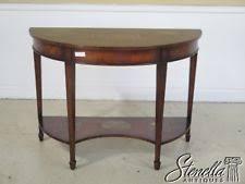 theodore alexander console table mahogany theodore alexander tables ebay
