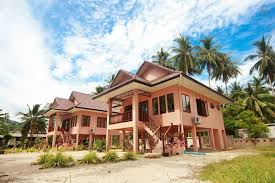 sunset beach house chottipon houses for rent in th thailand