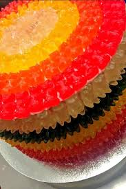 14 best cake gummy bear cake ideas images on pinterest gummy