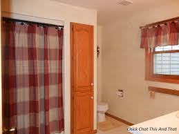 Matching Bathroom Window And Shower Curtains Bathroom Window Curtains Matching Shower Curtain 2016 Bathroom