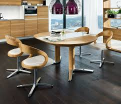 luxury round dining table luxury round dining tables team 7 girado wharfside dining furniture