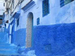 chefchouan i u0027m blue da ba dee chefchaouen morocco u0027s true blue town the
