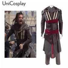 Halloween Costume Armor Assassins Aguilar Cosplay Costume Armor Battle Suit