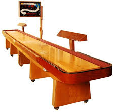 antique shuffleboard table for sale american shuffleboard company shuffleboard table