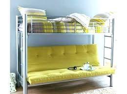 lit mezzanine canapé lit mezzanine avec banquette clic clac lit mezzanine avec banquette