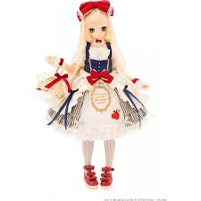 agent aika ex cute family 1 6 scale fashion doll fairyland snow white aika