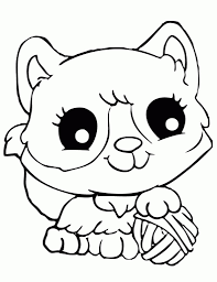the elegant cute cat coloring pages regarding really encourage in