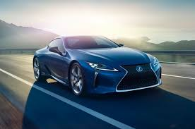 lexus hybrid sport 2018 lexus lc 500 packs 471 hp goes on sale next may