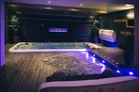chambre avec spa l extase nouveau loft avec spa de nage bednspa com bed spa