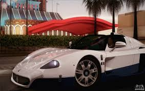 maserati mc12 2017 maserati mc12 v1 0 for gta san andreas
