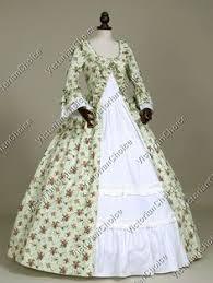 Ball Gown Halloween Costumes Victorian Dress Marie Antoinette Premium Velvet Royal Princess