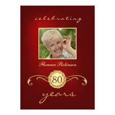 413 best red gold birthday party invitations images on pinterest
